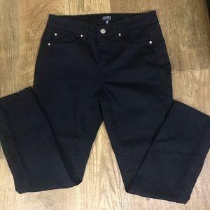 Jones New York Women's Madison Skinny Crop Jeans